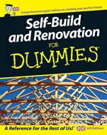 Self Build and Renovation For Dummies - ISBN 9780470025864