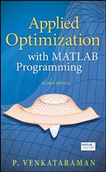 Applied Optimization with MATLAB Programming - ISBN 9780470084885