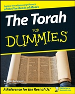 The Torah For Dummies - ISBN 9780470173459