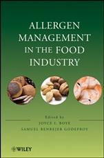 Allergen Management in the Food Industry - ISBN 9780470227350