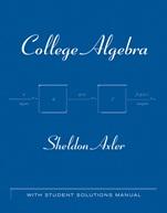 College Algebra - ISBN 9780470470763