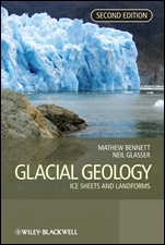 Glacial Geology: Ice Sheets and Landforms - ISBN 9780470516911