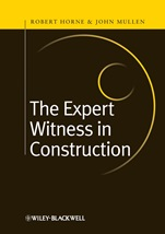 The Expert Witness in Construction - ISBN 9780470655931