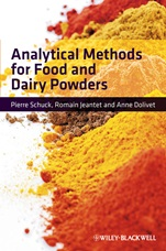 Analytical Methods for Food and Dairy Powders - ISBN 9780470655986