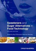 Sweeteners and Sugar Alternatives in Food Technology - ISBN 9780470659687