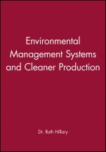 Environmental Management Systems and Cleaner Production - ISBN 9780471966623