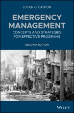 Emergency Management: Concepts and Strategies for Effective Programs - ISBN 9781119066859