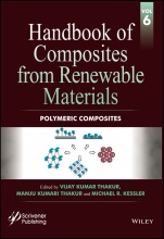 Handbook of Composites from Renewable Materials: Polymeric Composites - ISBN 9781119223801