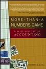 More Than a Numbers Game: A Brief History of Accounting - ISBN 9780470008737