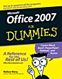 Office 2007 For Dummies - ISBN 9780470009239