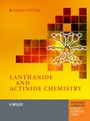 Lanthanide and Actinide Chemistry - ISBN 9780470010051
