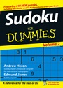 Sudoku For Dummies, Volume 2 - ISBN 9780470026519