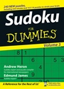 Sudoku For Dummies, Volume 3 - ISBN 9780470026670