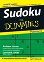 Sudoku For Dummies, Volume 3 - ISBN 9780470026670