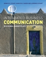 Integrated Business Communication: In a Global Marketplace - ISBN 9780470027677