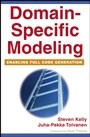 Domain–Specific Modeling: Enabling Full Code Generation - ISBN 9780470036662