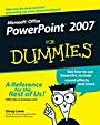 PowerPoint 2007 For Dummies - ISBN 9780470040591