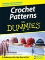 Crochet Patterns For Dummies - ISBN 9780470045558