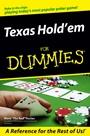 Texas Holdem For Dummies - ISBN 9780470046043