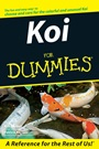 Koi For Dummies - ISBN 9780470099131