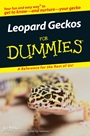 Leopard Geckos For Dummies - ISBN 9780470121603