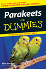 Parakeets For Dummies - ISBN 9780470121627