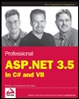 Professional ASP.NET 3.5: In C# and VB - ISBN 9780470187579