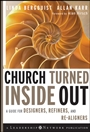 Church Turned Inside Out: A Guide for Designers, Refiners, and Re–Aligners - ISBN 9780470383179