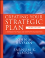 Creating Your Strategic Plan: A Workbook for Public and Nonprofit Organizations - ISBN 9780470405352