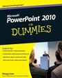 PowerPoint 2010 For Dummies - ISBN 9780470487655