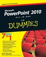PowerPoint 2010 All–in–One For Dummies - ISBN 9780470500996