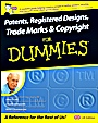 Patents, Registered Designs, Trade Marks and Copyright For Dummies - ISBN 9780470519974