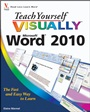 Teach Yourself VISUALLY Word 2010 - ISBN 9780470566800