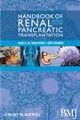 Handbook of Renal and Pancreatic Transplantation - ISBN 9780470654910