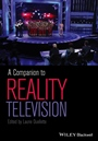 A Companion to Reality Television - ISBN 9780470659274