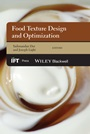 Food Texture Design and Optimization - ISBN 9780470672426