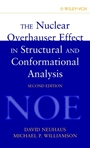 The Nuclear Overhauser Effect in Structural and Conformational Analysis - ISBN 9780471246756