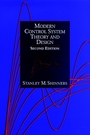 Modern Control System Theory and Design - ISBN 9780471249061