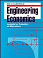 Engineering Economics Analysis for Evaluation of Alternatives - ISBN 9780471284642