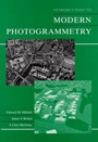 Introduction to Modern Photogrammetry - ISBN 9780471309246