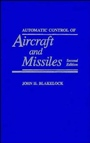 Automatic Control of Aircraft and Missiles - ISBN 9780471506515