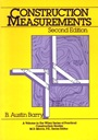 Construction Measurements - ISBN 9780471836636