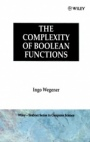 The Complexity of Boolean Functions - ISBN 9780471915553