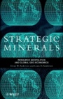 Strategic Minerals: Resource Geopolitics and Global Geo–Economics - ISBN 9780471974024