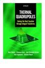 Thermal Quadrupoles: Solving the Heat Equation through Integral Transforms - ISBN 9780471983200