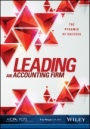 Leading An Accounting Firm: The Pyramid of Success - ISBN 9780870519970