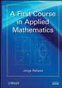 A First Course in Applied Mathematics - ISBN 9781118229620