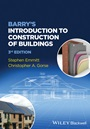 Barrys Introduction to Construction of Buildings - ISBN 9781118255421