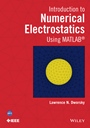 Introduction to Numerical Electrostatics Using MATLAB - ISBN 9781118449745