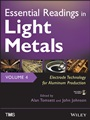 Essential Readings in Light Metals: Electrode Technology for Aluminum Production - ISBN 9781118636633